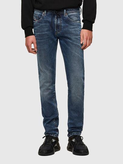 Diesel - Thommer JoggJeans® 069SR, Blu Scuro - Jeans - Image 1