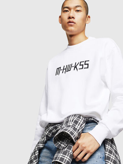 Diesel - S-LINK-MOHAWK,  - Sweatshirts - Image 4