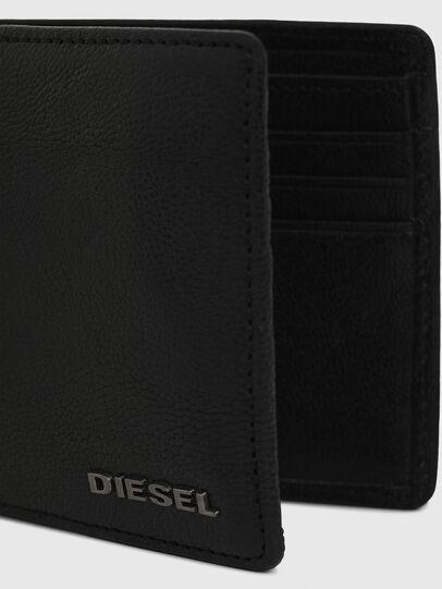 Diesel - NEELA XS, Lederschwarz - Kleine Portemonnaies - Image 5