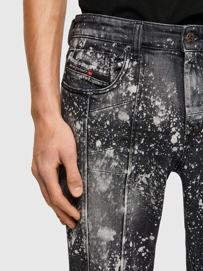 Diesel - D-Strukt 009SW, Gris Clair - Jeans - Image 4