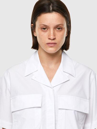 Diesel - C-ADARA-A, Blanc - Chemises - Image 3