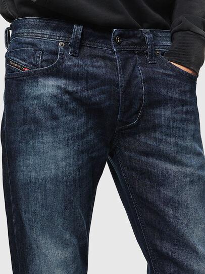 Diesel - Larkee 0095W, Dunkelblau - Jeans - Image 3