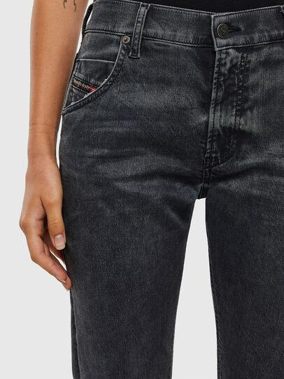 Diesel - KRAILEY JoggJeans® 069QB, Schwarz/Dunkelgrau - Jeans - Image 3