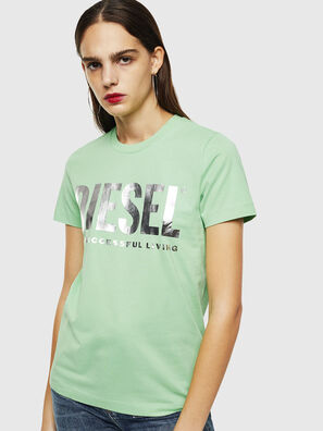 T-SILY-WX, Neongrün - T-Shirts