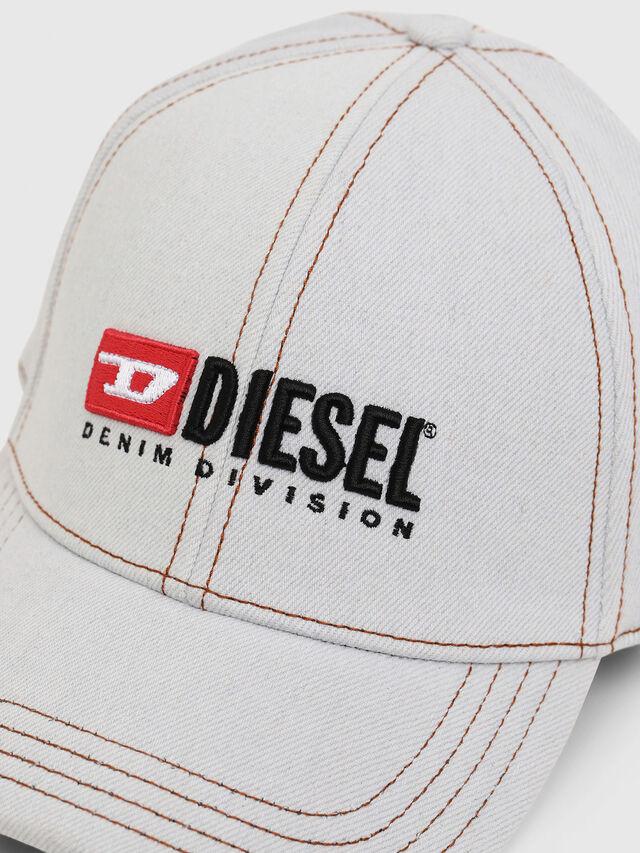 Diesel - C-BLEACH, Jeansblau - Hüte - Image 3