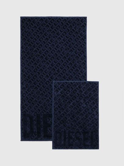 Diesel - COPP 3DLOGO, Bleu - Bath - Image 2