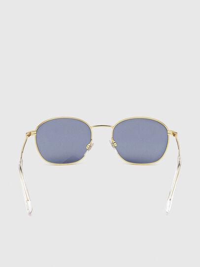 Diesel - DL0307, Gold - Sonnenbrille - Image 4