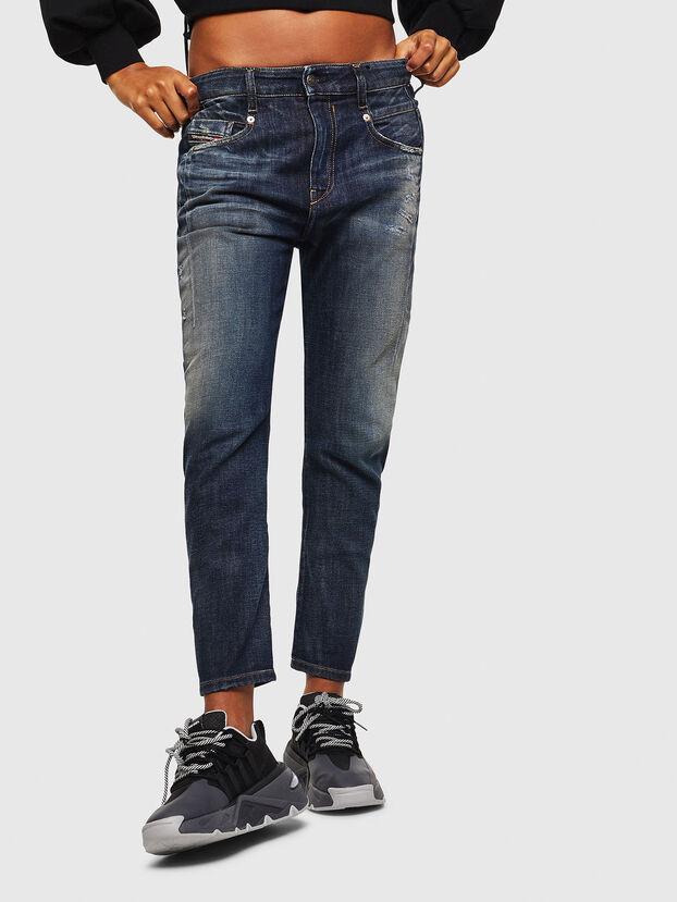 Fayza 0096U, Dunkelblau - Jeans
