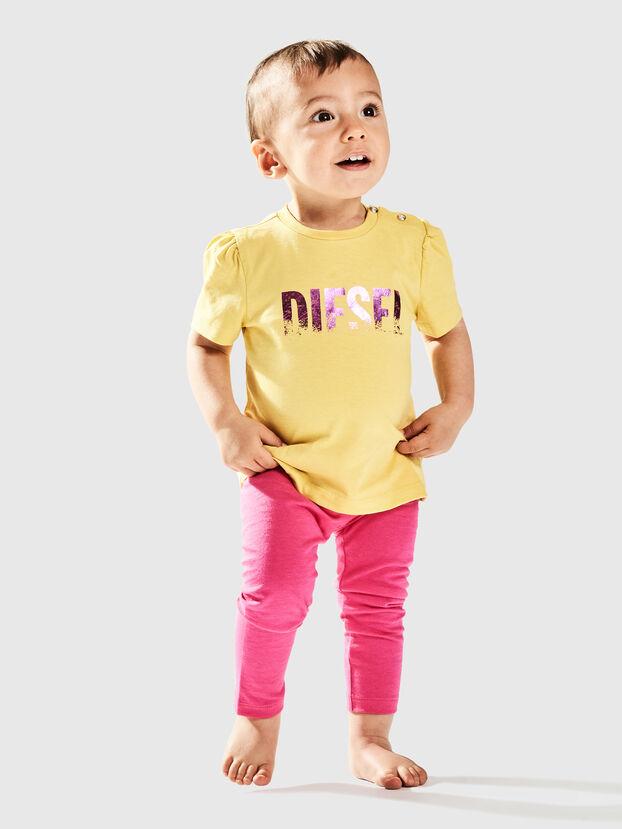 TRALLYB, Gelb - T-Shirts und Tops
