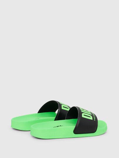 Diesel - SA-MAYEMI YO, Vert/Noir - Footwear - Image 3