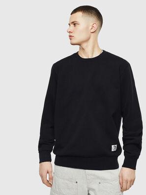 S-GIRK-WORK, Schwarz - Sweatshirts