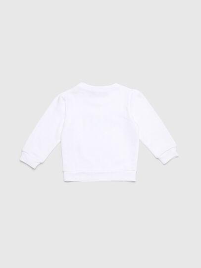 Diesel - SRALLYB-R, Weiß - Sweatshirts - Image 2