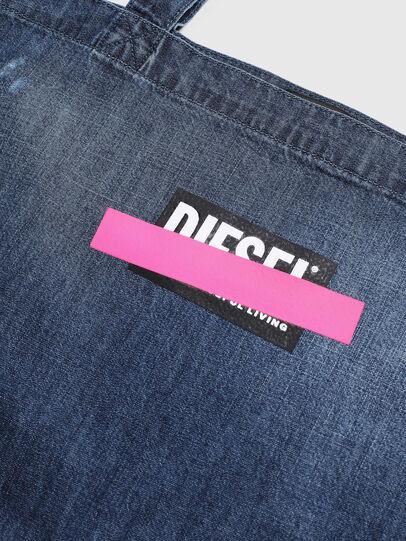 Diesel - WFLIP, Jeansblau - Taschen - Image 3