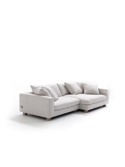 Diesel - NEBULA LIGHT - SOFA,  - Furniture - Image 1