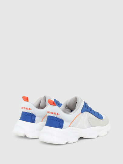Diesel - S-SERENDIPITY LC YO, Blanc/Bleu - Footwear - Image 3