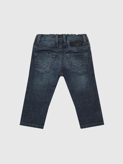 Diesel - KROOLEY-B JOGGJEANS-N, Bleu Foncé - Jeans - Image 2