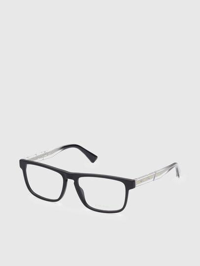 Diesel - DL5406, Schwarz/Weiß - Korrekturbrille - Image 2