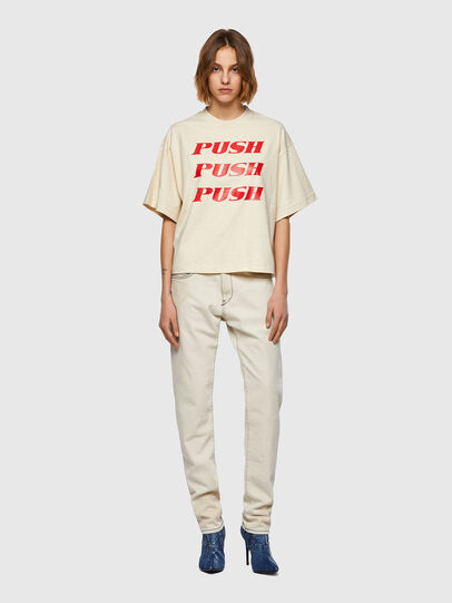 Diesel - T-BOWXY, Weiß - T-Shirts - Image 5