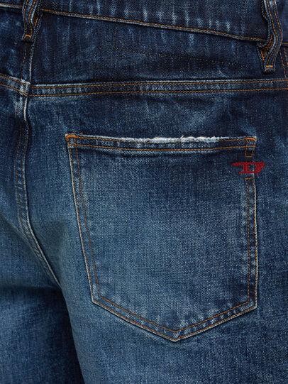 Diesel - D-Macs 0079P, Bleu Foncé - Jeans - Image 6