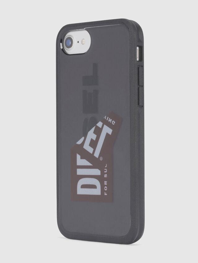 Diesel - STICKER IPHONE 8 PLUS/7 PLUS/6s PLUS/6 PLUS CASE, Schwarz - Schutzhüllen - Image 5