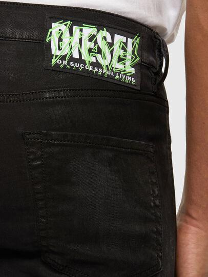 Diesel - D-Strukt JoggJeans 009GH, Schwarz/Dunkelgrau - Jeans - Image 3
