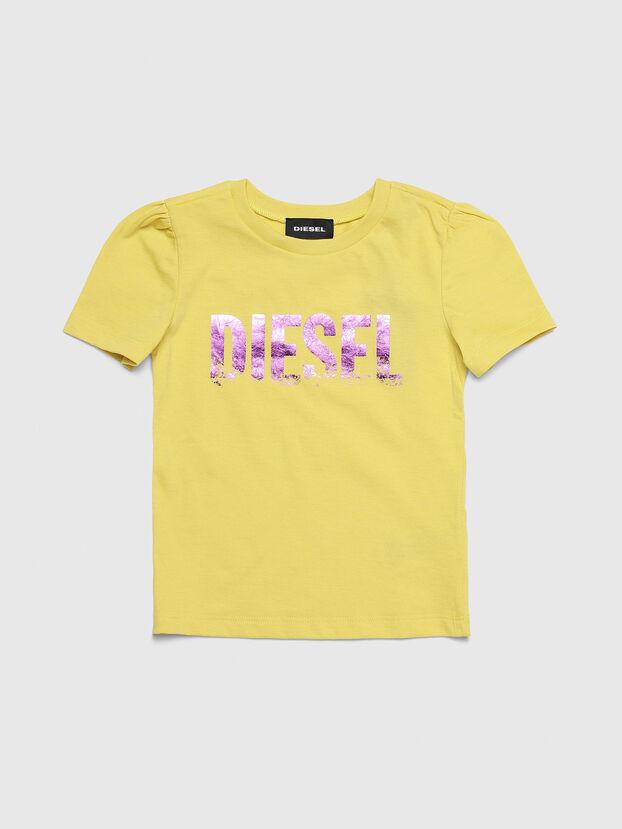 TRALLYB-R, Gelb - T-Shirts und Tops
