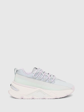 S-HERBY SB, Weiß/Blau - Sneakers