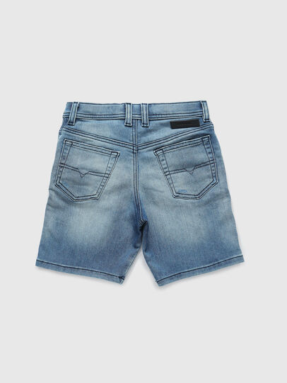 Diesel - PWILLOH JOGGJEANS, Blu Chiaro - Shorts - Image 2