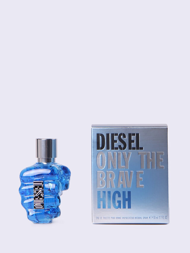 Diesel - ONLY THE BRAVE HIGH  50ML, Blau - Only The Brave - Image 1