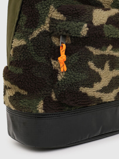 Diesel - MARMUT, Vert Camouflage - Sacs à dos - Image 5