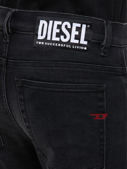 Diesel - H-VAIONT CHZ, Schwarz - Stiefel - Image 6