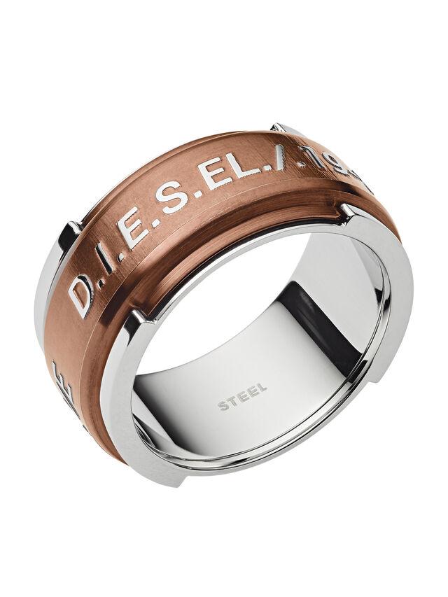Diesel - RING DX1097, Bronze - Ringe - Image 1