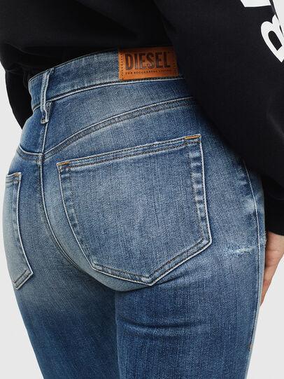 Diesel - Slandy 009CJ, Mittelblau - Jeans - Image 5