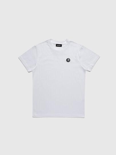 Diesel - TFREDDY, Weiß - T-Shirts und Tops - Image 1