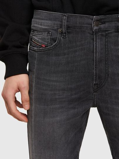 Diesel - D-Amny 009QE, Black/Dark grey - Jeans - Image 3