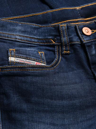 Diesel - LOWLEEH-J-N, Dunkelblau - Jeans - Image 3
