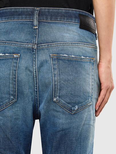 Diesel - Fayza 009LF, Mittelblau - Jeans - Image 5