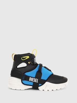 S-SHARQUEZ MID, Schwarz - Sneakers