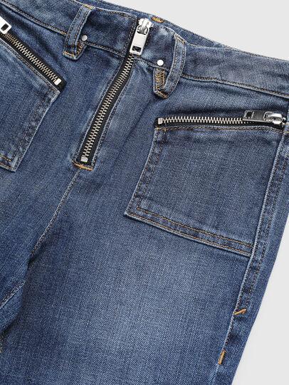 Diesel - D-EARLIE-J, Mittelblau - Jeans - Image 3
