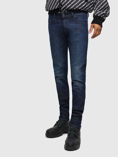 Diesel - D-Luster 0095K, Mittelblau - Jeans - Image 1