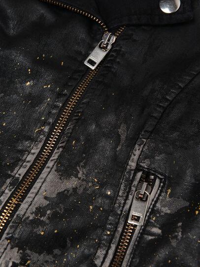Diesel - JKERBIZ-SP JOGGJEANS, Schwarz - Jacken - Image 3