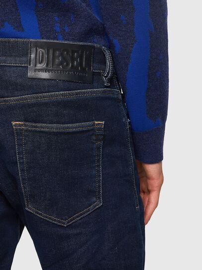 Diesel - D-Strukt JoggJeans® Z69VI, Dunkelblau - Jeans - Image 3