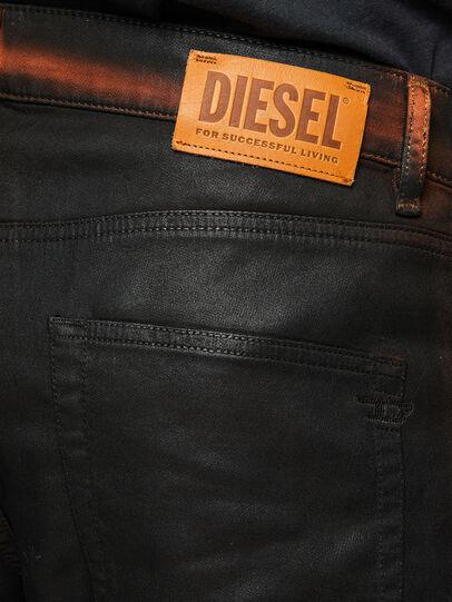 Diesel - S-UMMER-N74, Weiß - Sweatshirts - Image 5