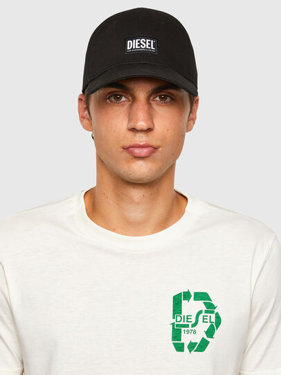 Diesel - T-JUST-N40, Weiß - T-Shirts - Image 5