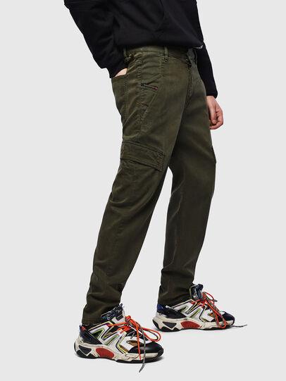 Diesel - D-Krett JoggJeans® 069LX, Armeegrün - Jeans - Image 4