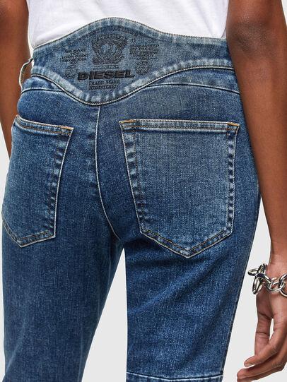 Diesel - Babhila 009VC, Bleu moyen - Jeans - Image 4
