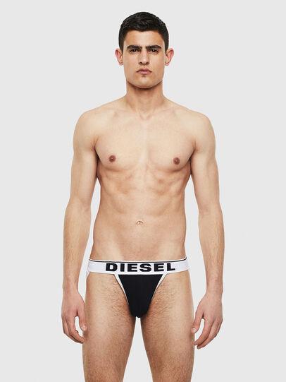 Diesel - UMBR-JOCKYTHREEPACK, Schwarz/Weiß - Jockstraps - Image 2