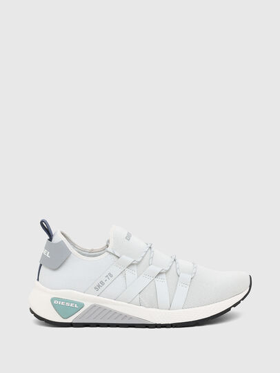Diesel - S-KB WEB LACE, Azurblau - Sneakers - Image 1
