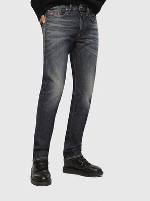 Buster 084ZU, Dunkelblau - Jeans
