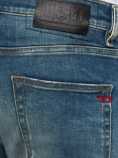 Diesel - D-Strukt 009IT, Mittelblau - Jeans - Image 4
